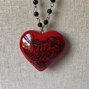 Sourpuss~True Love~Necklace NEW~NWT